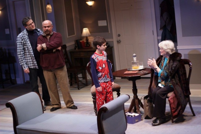 andre s mother by terrence mcnally Terrence mcnally's most recent play is unusual acts of devotion, which had its world premiere at philadelphia theatre company followed by a production at the la jolla playhouse in august 2009, the fifth avenue theatre in.